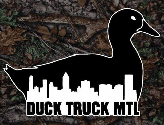 Duck truck MTL