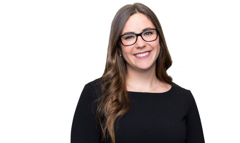 Florence Samson, Étudiante à la maîtrise-Université de Sherbrooke ( dimanche 30 septembre 11h)