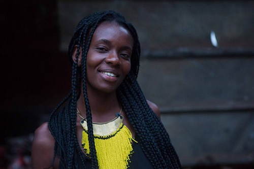 Sandy Kouamé, coordinatrice de l'association les amis de la Mangrove (samedi  29 septembre 17h)
