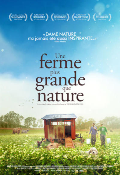 Documentaire: Une ferme plus grande que nature