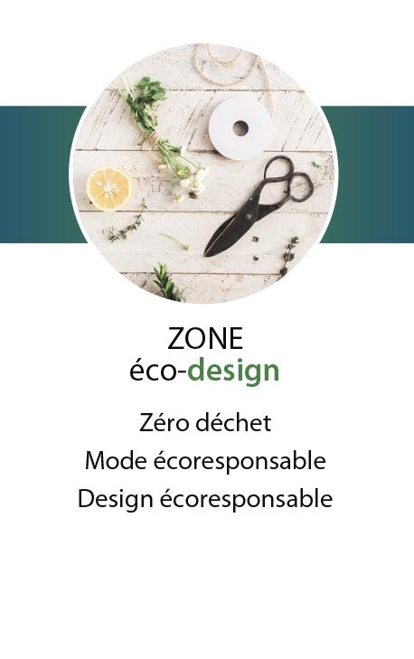 Découvrez la zone éco-design